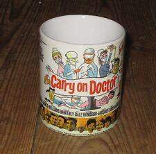 Carry on Doctor Sid James Advertising MUG