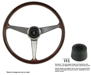 Nardi Anni 60 380mm Steering Wheel + Hub for Sunbeam 5012.39.3000 + .1513