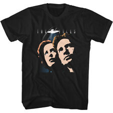 The X Files Science Fiction Tv Show Mulder & Scully Adult T Shirt