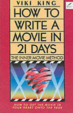 USED (GD) How to Write a Movie in 21 Days: The Inner Movie Method by Viki King