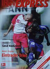 Programm 2004/05 LR Ahlen - Eintracht Trier