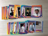 Hollywood: Walk of Fame Trading Cards base set single card by Starline 1991