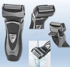 AEG Herrenrasierer wet & dry HR 5626 3-fach Schersystem Rasierer Rasierapparat