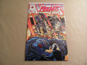 Magnus Robot Fighter #32 (Valiant 1994) Free Domestic Shipping