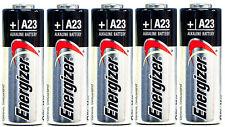 5x ENERGIZER A23 23A 21/23 MN21 12v BATTERY {USA} **FRESH NEW BATCH**