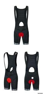 Men's Cycling Bib Pants Gel Pad Cycling Shorts Compression Quick Dry Tights