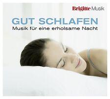 BRIGITTE - GUT SCHLAFEN: MUSIK FÜR EINE ERHOLSAME NACHT - CHILLOUT 2 CD NEU