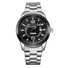 Men Casual Sports Watch 30 Meters Waterproof Photoelectric Conversion Wristwatch