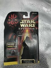 Star Wars Power Of The Force Darth Maul With Cloak