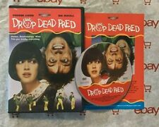 Drop Dead Fred (DVD, 1991) + Insert! Phoebe Cates | Rik Mayall