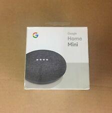 Google Home Mini Smart Speaker with Google Assistant Charcoal GA00216-US NEW