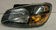 2007-2009 Kia Spectra Left Hand Driver Side Head Light LH OEM