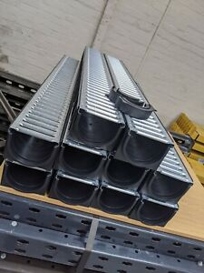 DRAINAGE CHANNEL DRIVEWAY & PATIOS 10mtr Galv Grating Inc FREE ACCESSORIES