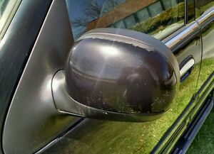Used Ford Expedition Lincoln Navigator Electric Mirror 2000 - 2002  Left Side