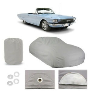 Ford Thunderbird 2nd-5th Gen 5 Layer Car Cover Outdoor Water Proof Rain Sun Dust