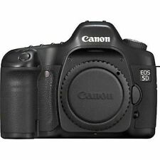 Canon EOS 5D 12.8MP Digital SLR Camera -Body, battery + charger included NO LENS