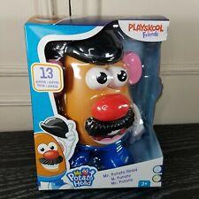 Hasbro Mr. Potato Head Playskool Friends - 13 Pieces - New Sealed
