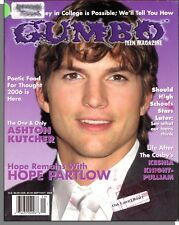 Gumbo Magazine - 2005, September - Ashton Kutcher, Hope Partlow