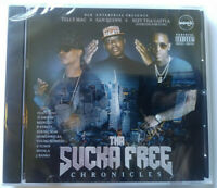 "DLK Enterprise ""Tha Sucka Free Chronicles"" Telly Mac, Bay area rap CD /NEW 2019"