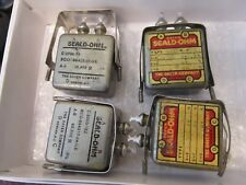 Precision Resistor 40,301 Ohm 0.1% etc  4 resistors/$15  NOS Military   #257