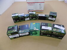 NEW WHOLESALE LOT OF ASSORTED HIFLOW MOTORCYCLE/ATV OIL FILTERS #1