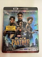 BLACK PANTHER 4K ULTRA HD(4K ULTRA HD+BLU-RAY+DIGITAL HD)W/SLIPCOVER N