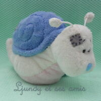 "My Blue Nose Friends Peluche ESCARGOT *-*  4"" 10 cm"