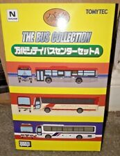 1/150 TOMYTEC THE BUS COLLECTION 3-PACK, VERY NICE, LAST CHANCE!