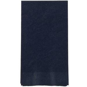 Black Guest Towels 16 Count