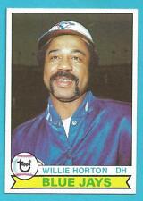 1979 Topps #239 Willie Horton Toronto Blue Jays