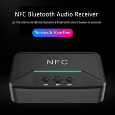 Bluetooth 5.0 Wireless NFC USB Stereo Receiver Audio Music RCA Speaker Adapter U