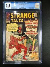 Strange Tales #115 CGC 4.5 Origin of Dr. Strange
