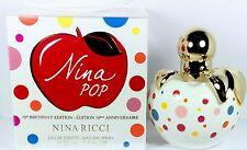 NINA RICCI Nina POP 50ml Eau de Toilette EDT & Original Verpackt