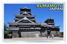 Kumamoto Japan Fridge Magnet Souvenir Fridge Magnet
