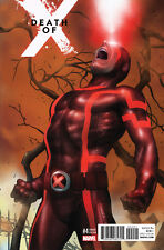 MARVEL COMICS DEATH OF X #4 MIKE CHOI CONNECTING VARIANT PRE X-MEN VS INHUMANS