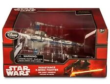 Disney Star Wars The Force Awakens Die Cast Resistance X-Wing Fighter Vehicle