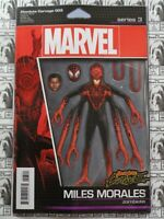 Absolute Carnage (2019) Marvel - #3, JTC Action Figure Variant, Donny Cates, NM