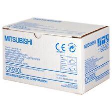 CK900L NASTRO COLORATO E PELLICOLA ORIGINALE MITSUBISHI CP900DW CP900E