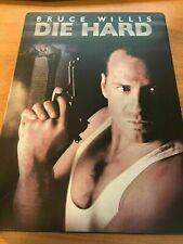 2 Steelbooks: Die Hard 1st Movie (1980's Action)& Dane Cooks Tourgasm Hbo Comedy