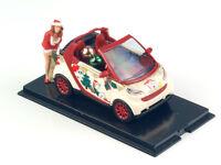 """Busch 99087 Smart Cabrio """"Navidad 2014"""" Limitado 250 Piezas 1:87 Nuevo +"""