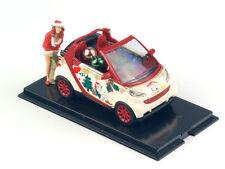 """Busch 99087 SMART CABRIO """"Navidades 2014"""" Limitado 250 pcs. 1:87 NUEVO + OVP"""