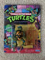 TMNT 1988 Teenage Mutant Ninja Turtles Leo Leonardo Action Figure Toy MOC Nice!