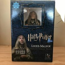 Gentle Giant Lucius Malfoy SDCC Exclusive mini bust Harry Potter 91/550 Statue