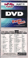 Promo only video pop mix May 2011 CREED david bowie MICHAEL JACKSON hollywood