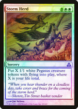 Storm Herd FOIL Guildpact PLD White Rare MAGIC THE GATHERING CARD ABUGames