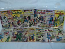 Superman's Pal Jimmy Olsen 36-50 (miss.#41) SET 1959-1961 DC Comics (s 12042)