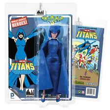 DC Comics Retro Style 8 Inch Figures New Teen Titans Series: Raven