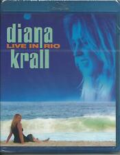 DIANA KRALL - Live in Rio (2009) Blu Ray