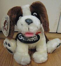 St. Bernard Dog Plush Russ General Rent A Car