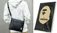 A Bathing Ape Bape Shoulder Bag Messenger Bag 2017 AUTUMN / WINTER COLLECTION